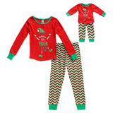 The Mommy and Me Pajama, Color - Red Multicolor