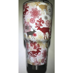ProductPro Fancy Deer Tumbler Warehouse Tumbler Product 30 oz
