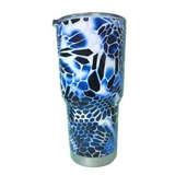 ProductPro Hex Blue Camo Tumbler Warehouse Tumbler Product 30 oz