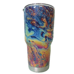 ProductPro Oil Slick Tumbler Warehouse Tumbler Product 30 oz