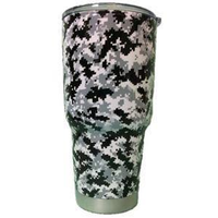 ProductPro Snow Digital Camo Tumbler Warehouse Tumbler Product 30 oz