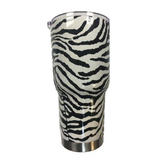 ProductPro Zebra Tumbler Warehouse Tumbler Product 30 oz