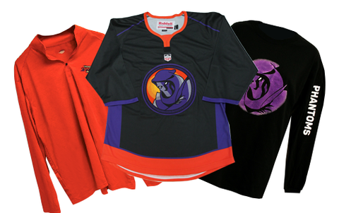Youngstown Phantoms Men's Apparel