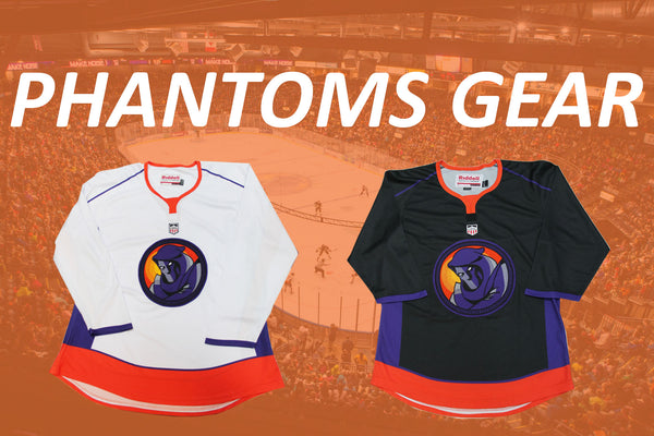 Youngstown Phantoms Gear