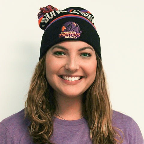 Youngstown Phantoms Hockey Beanie