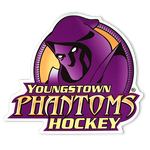 Youngstown Phantoms Hockey Car Magnet Collectible