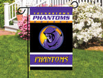 Phantoms Garden Flag