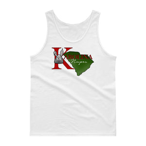 Karolina Pride Tank- (w/ slogan on back)