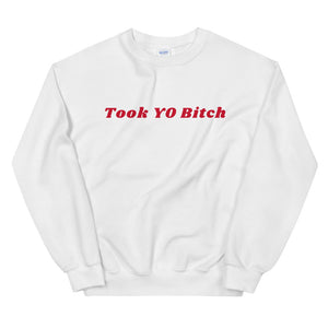 Steal Yo Girl Crewneck