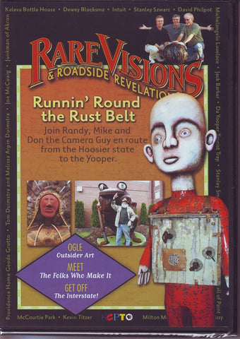 Runnin' Round the Rust Belt DVD