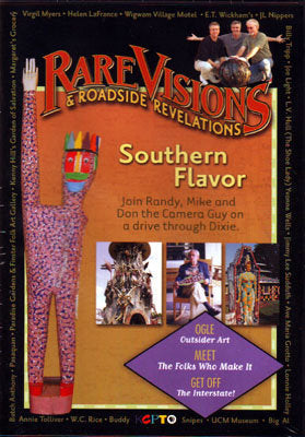 Southern Flavor DVD