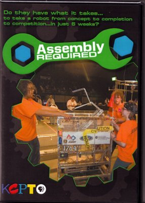 Assembly Required DVD