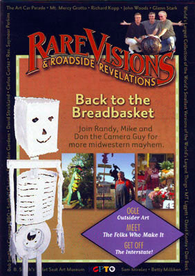 Back to the Breadbasket DVD