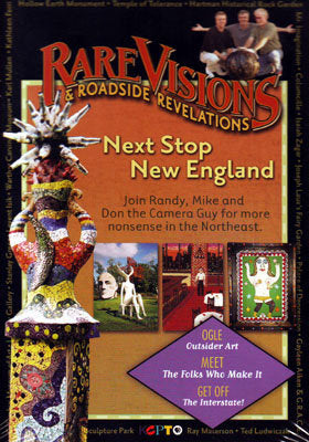 Next Stop New England DVD