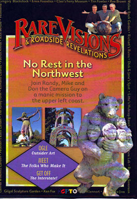 No Rest in the Northwest DVD