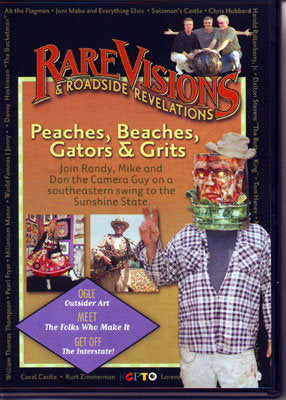 Peaches, Beaches, Gators & Grits DVD