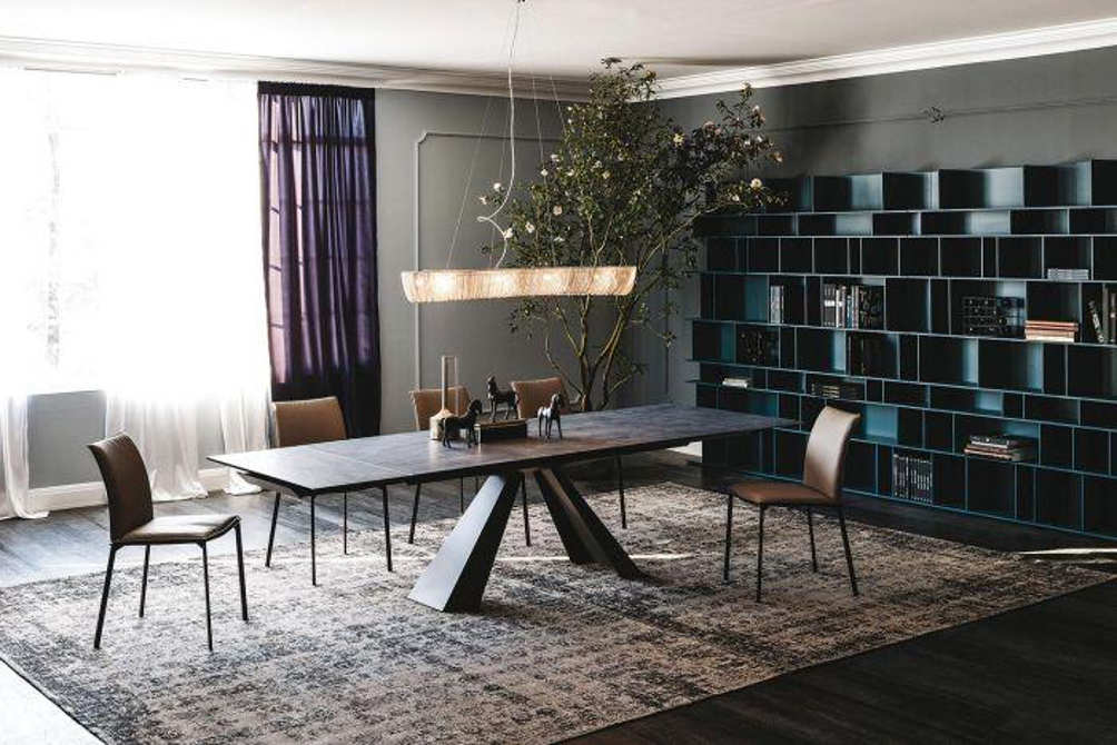New & Hip Dining Room Trends
