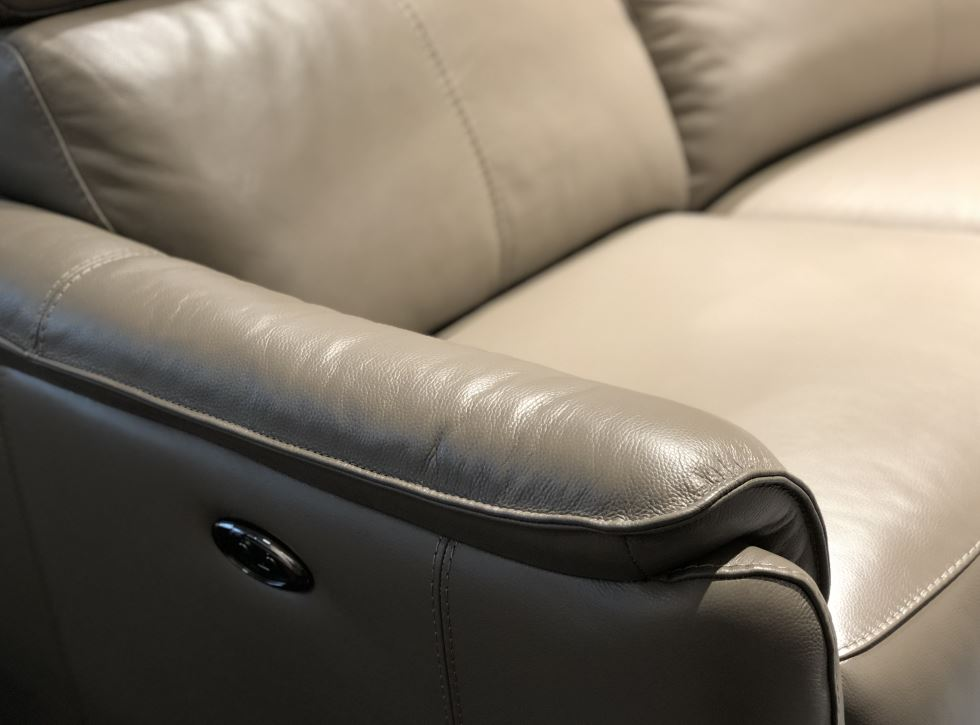 buy leather recliner sofa