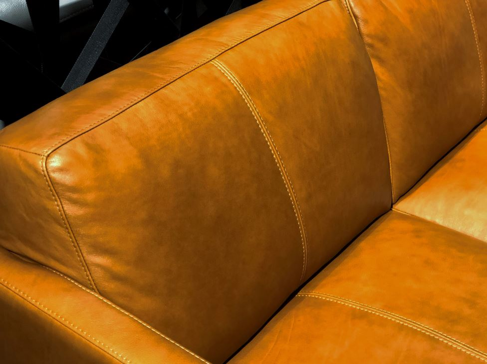 Buy Designer Leather Sofa Singapore