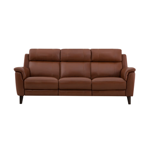 3 Seater W219cm-Signature Leather-Brandy