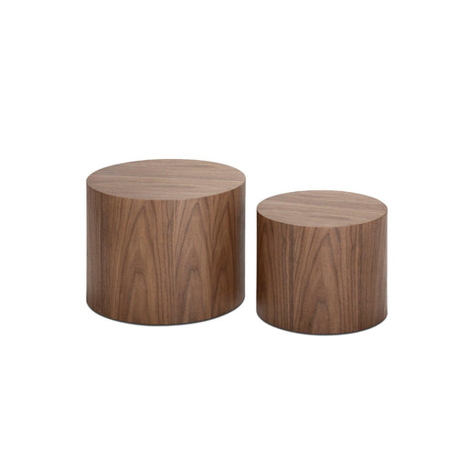 ARHUS  ROUND SIDE TABLE SET