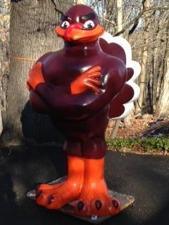 Big Hokie Fan