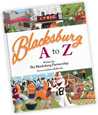 Blacksburg A to Z Book