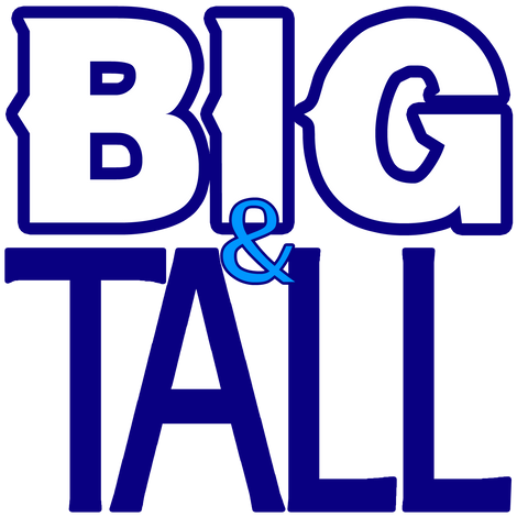 Big and Tall items