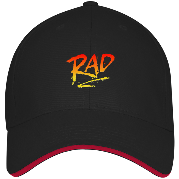 RAD 3621 USA Made Premium Structured Cap