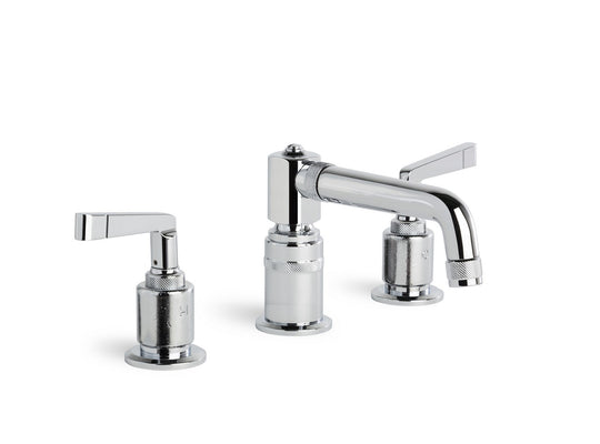 Industrica 3 Piece Basin Lever chrome