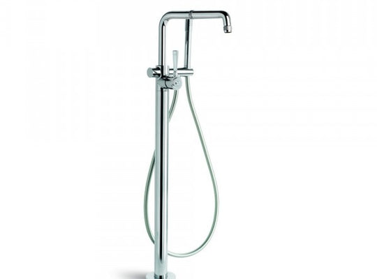 Industrica Floor Spout & Hand Shower
