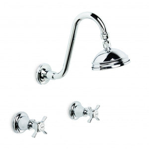 Neu England 3pc shower set