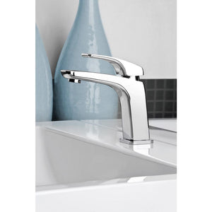 Pheonix Rush Basin Mixer Black