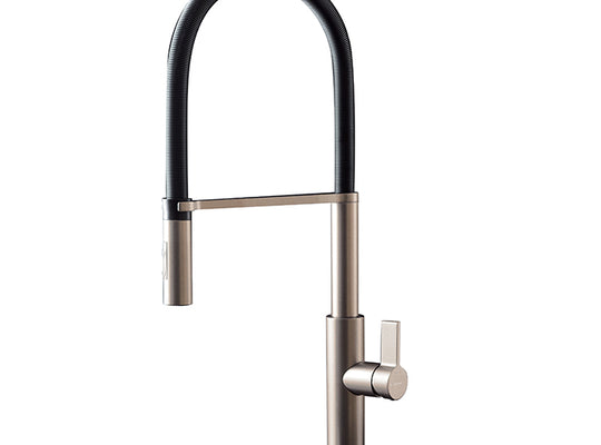 Libera copper kitchen mixer