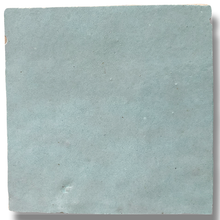 Aquamarine Moroccan tiles