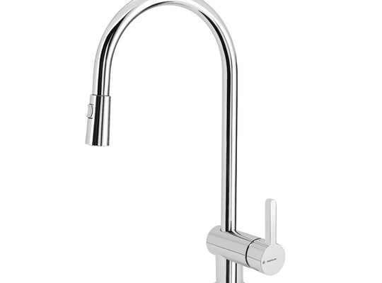 Ergo Mixer Pullout - Chrome