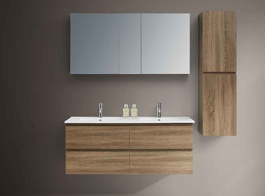 Parisi Evo 1200 Twin vanity
