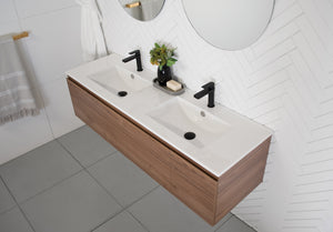 Glacier Ceramic 1500 Double vanity