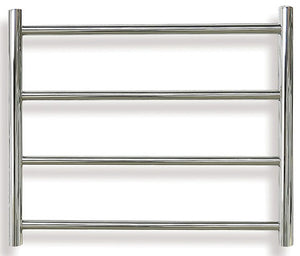 Stainless 4 Bar Round Heated - Sale $239.00