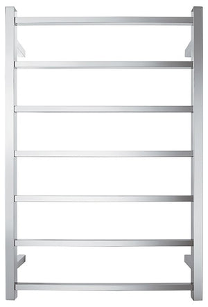 Stainless 7 Bar Square Heated - Sale $419.00