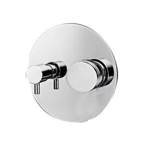 Todo wall mixer diverter