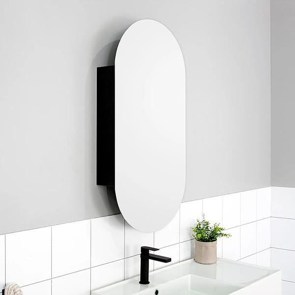 Pill mirror and shaving cabinet - The TSH Group Pty Ltd