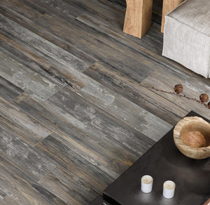 Laguna golden grey matt planks