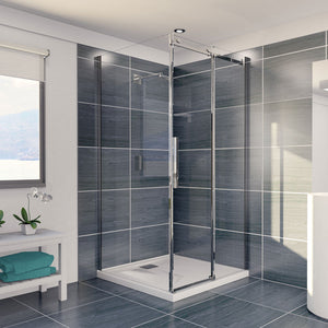 Avalon shower screen sliding door
