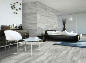 Grey bellriver planks