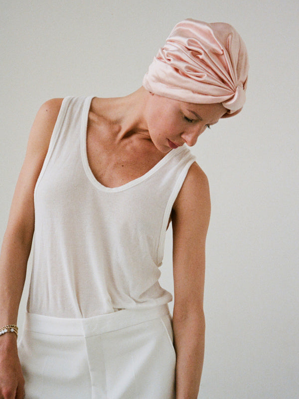 ALISON TURBAN - LIGHT PINK
