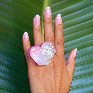 Cotton Candy Colored Ring No. 6 (4814038237293)