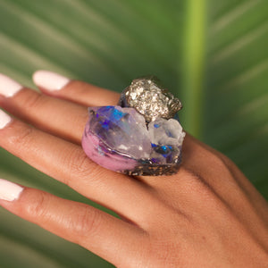 Starry Night Ring No. 6
