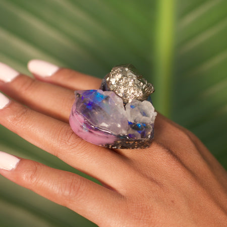 Starry Night Ring No. 6 (4813967851629)
