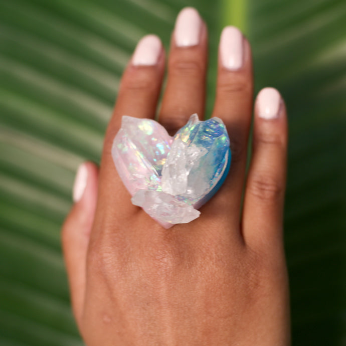 Cotton Candy Colored Ring No. 8 (4814038958189)